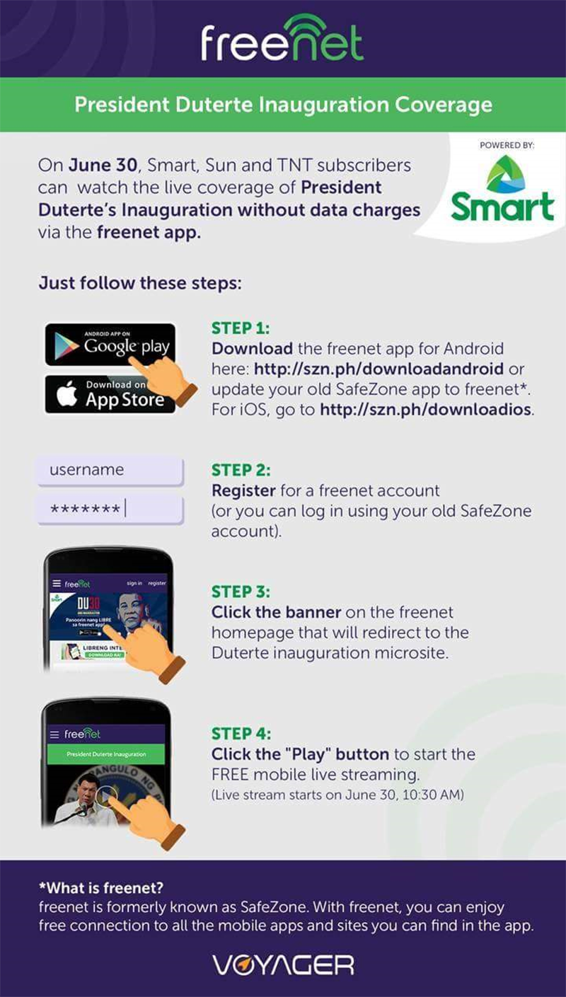 Instructions how to download freenet