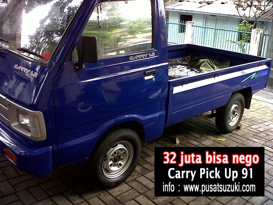 Jual Cepat Carry Pickup Tahun 91 32 Juta Nego Dealer Mobil Suzuki Semarang