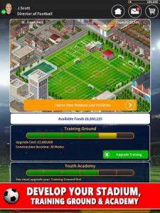 Club Soccer Director 2018 Unlimited Money