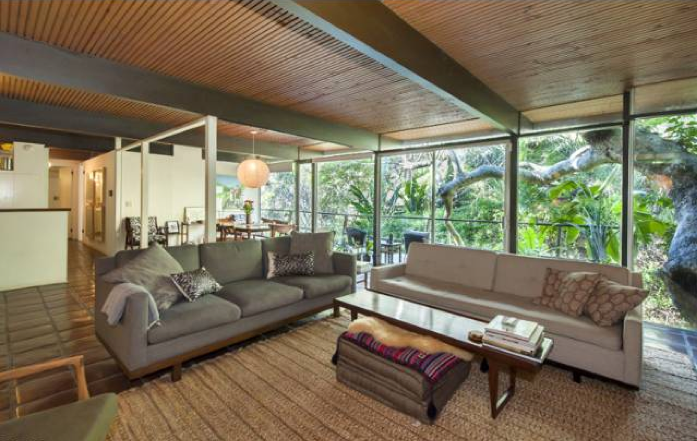 Mid Century Modern Open House Listings Feb 10 90046 And 90069