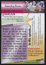 My Little Pony Amending Fences Series 4 Trading Card