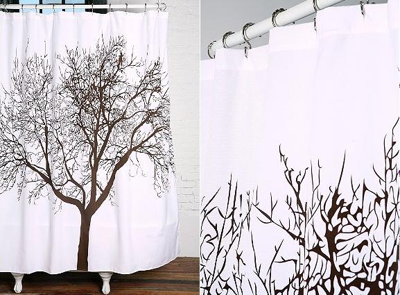 10 Cool And Unique Shower Curtains