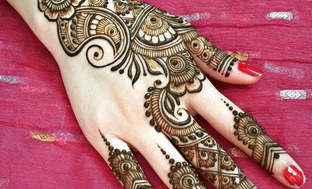 New Mehndi Designs 2018 New Henna Designs Collection Photo 2018