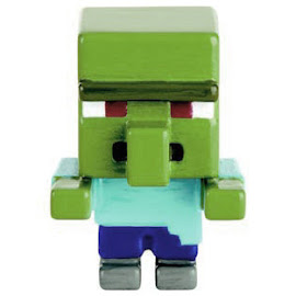 Minecraft Zombie Villager Mini Figures
