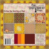 ODBD Follow the Son Paper Collection