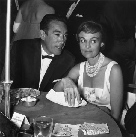 Image result for katherine demille and anthony quinn