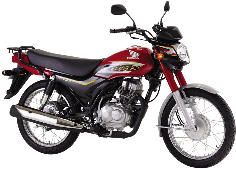 Honda 2nd Generation TMX Supremo