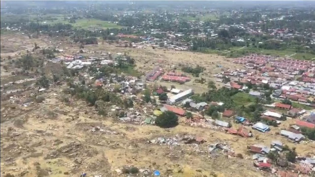 Menanti Kepastian dari Penggalian Kampung 'Tertelan Bumi' di Palu