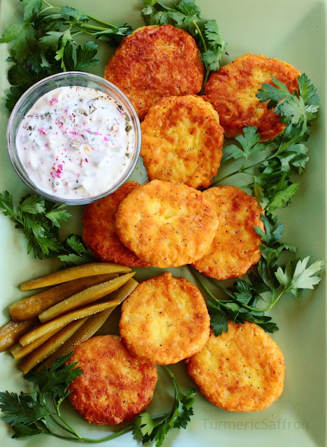 Persian Potato Kuku