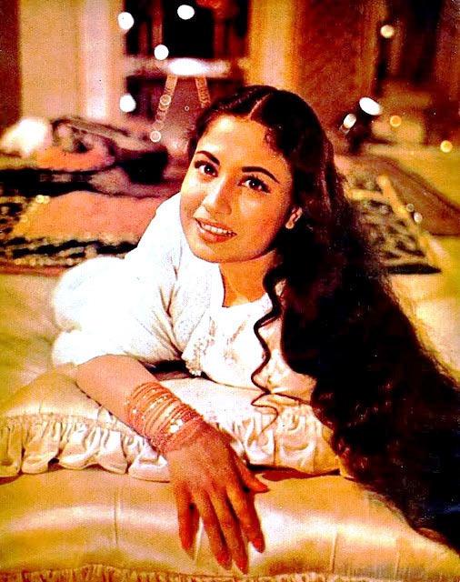 Meena Kumari Celeb who died young