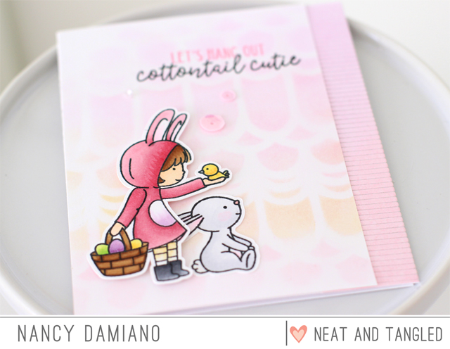 @nancydamiano for Neat and Tangled Copic Cards