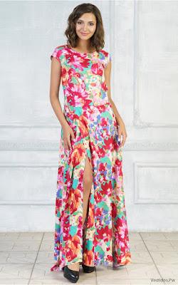 Vestidos de verano largos