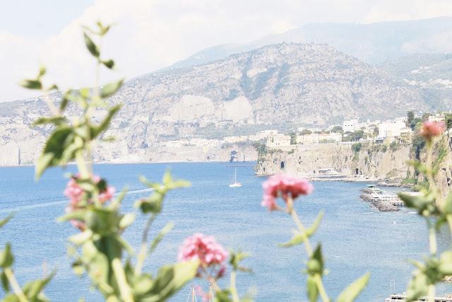 Sorrento Italy travel blog diary