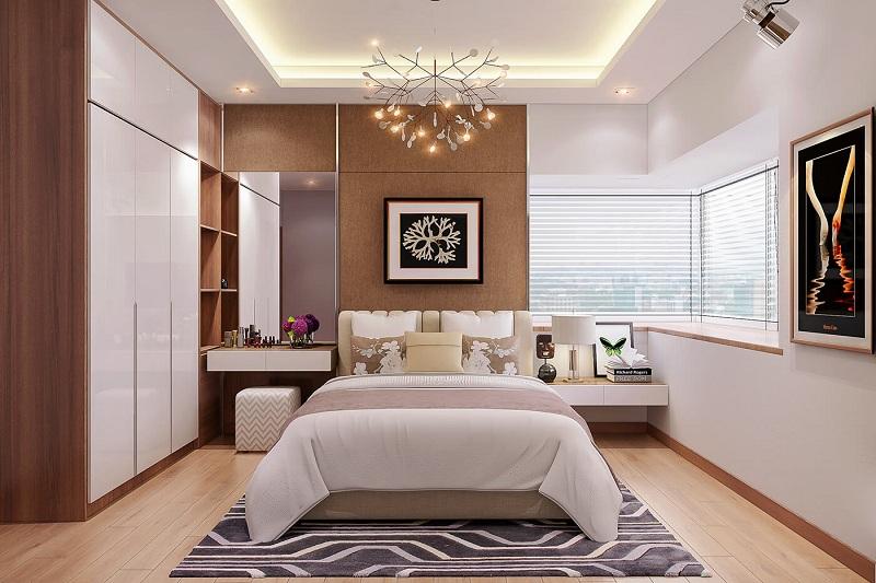 Tư vấn thiết kế nội thất chung cư hiện đại theo xu hướng năm 2018 - H10