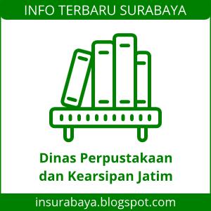 Perpusda Jatim Jagir Surabaya