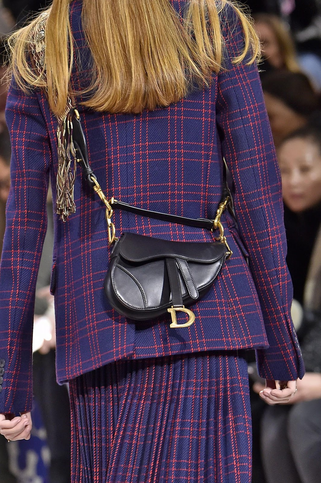 2531416b26d8 Dior s Iconic Saddle Bag Fashion Inspiration   Bags of Style