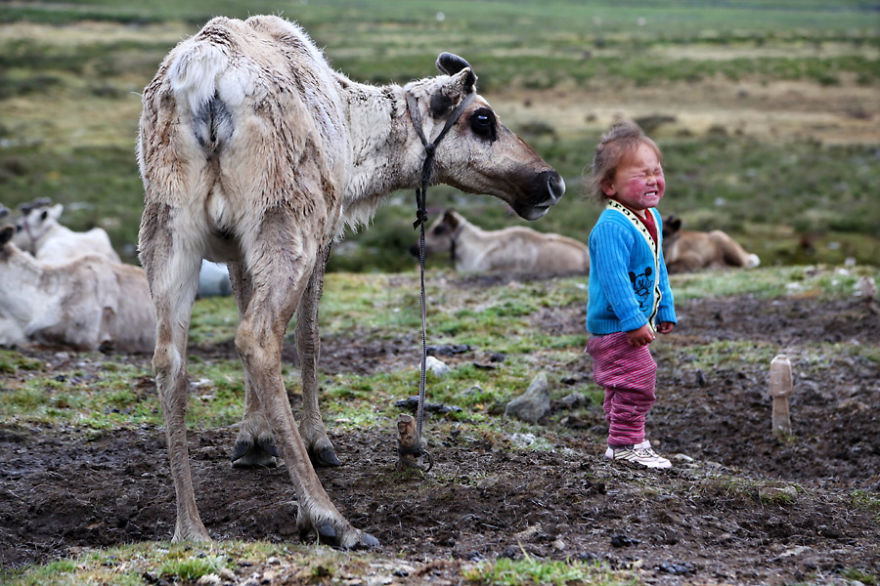 Oops, something went wrong - Meet The Tsaatan Nomads In Mongolia Who Live Like No One Else