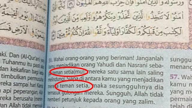 STOP Polemik Al Maidah 51, Simak Penjelasan Said Aqil Berikut Ini