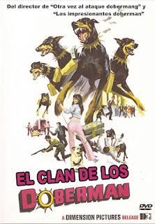 El clan de los Doberman (1972) Accion con Byron Mabe