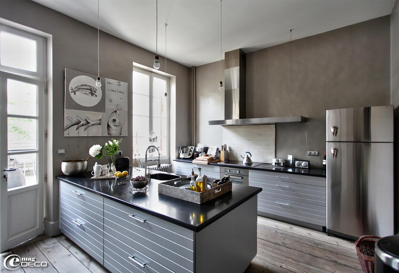 cuisine noyer gris clair ikea solutions pour la d coration int rieure de votre maison. Black Bedroom Furniture Sets. Home Design Ideas