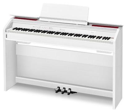dan piano dien casio px 860