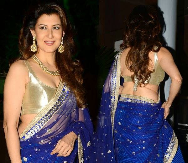 Salman Khan's Ex-Girlfriend Sangeeta Bijlani At Arpita's