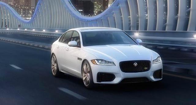 2018 Jaguar XF Redesign