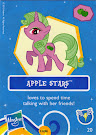 My Little Pony Apple Stars Blind Bag Cards