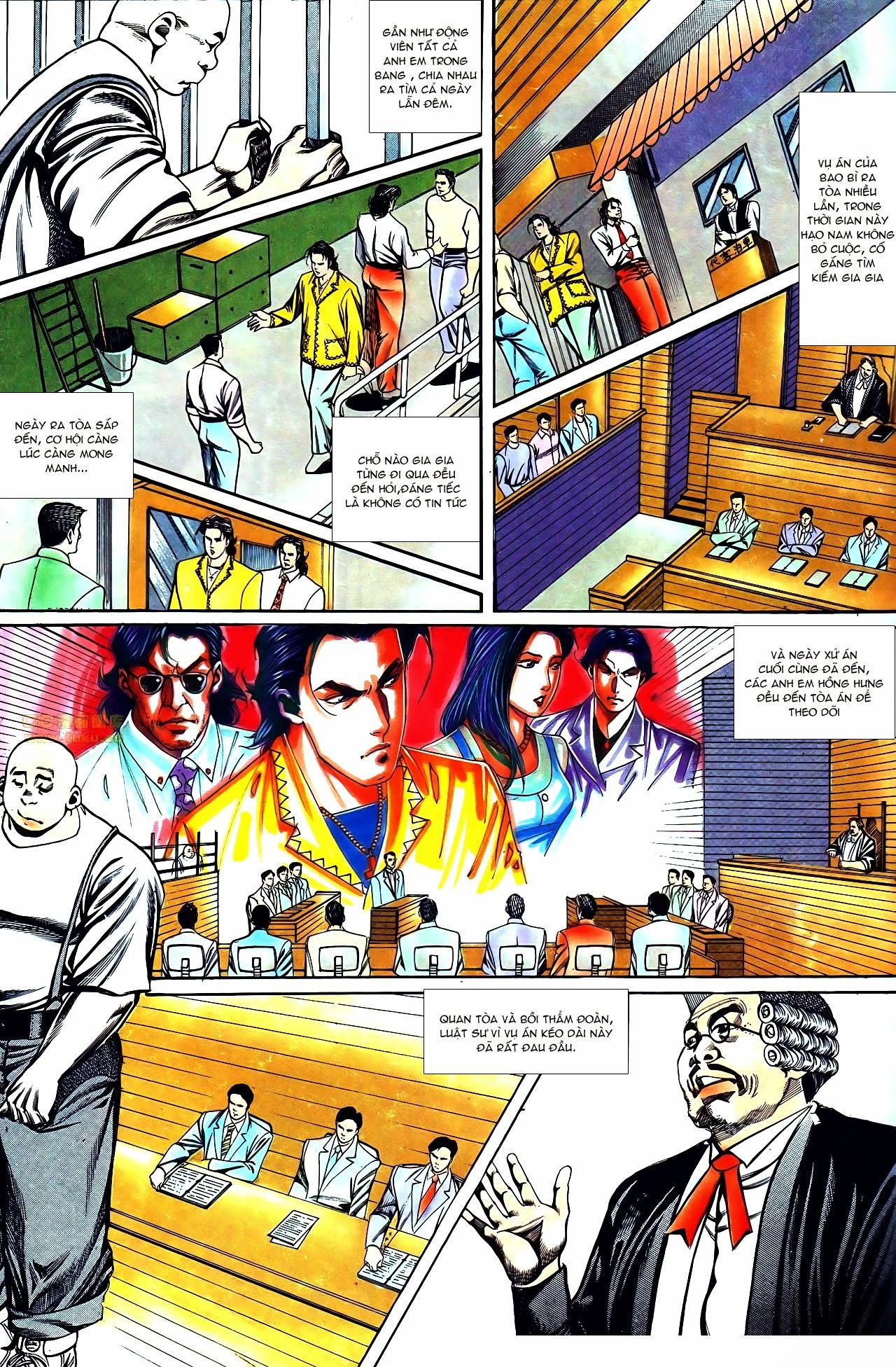 Người Trong Giang Hồ chapter 119: tù chung thân trang 17