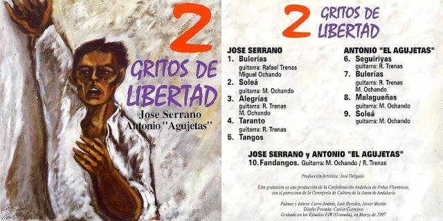 Antonio Agujetas y José Serrano ganadores de varias ediciones del Concurso Penitenciario de Flamenco