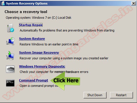 how to break windows 7 password with software