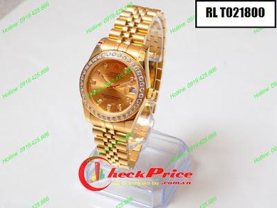 đồng hồ nữ rolex t021800