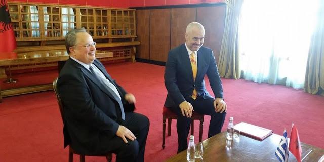 Ανησυχία για το κλείσιμο της συμφωνίας με τους Αλβανούς