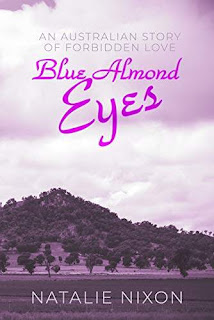 Blue Almond Eyes free book promo Natalie Nixon
