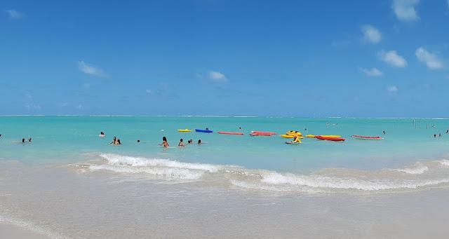 Praia de Antunes - Maragogi - Alagoas - Brasil