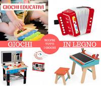 Logo Giochi Educativi: tutto il meglio per i tuoi bambini (giochi in legno, Lego, smartgames, puzzle, creativi e..)
