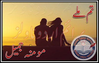 Tum milay novel by Momina Jamil