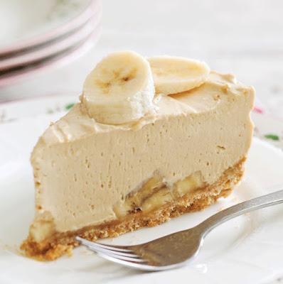 Gambar Resep Banana Cheese Cake Lezat Banget