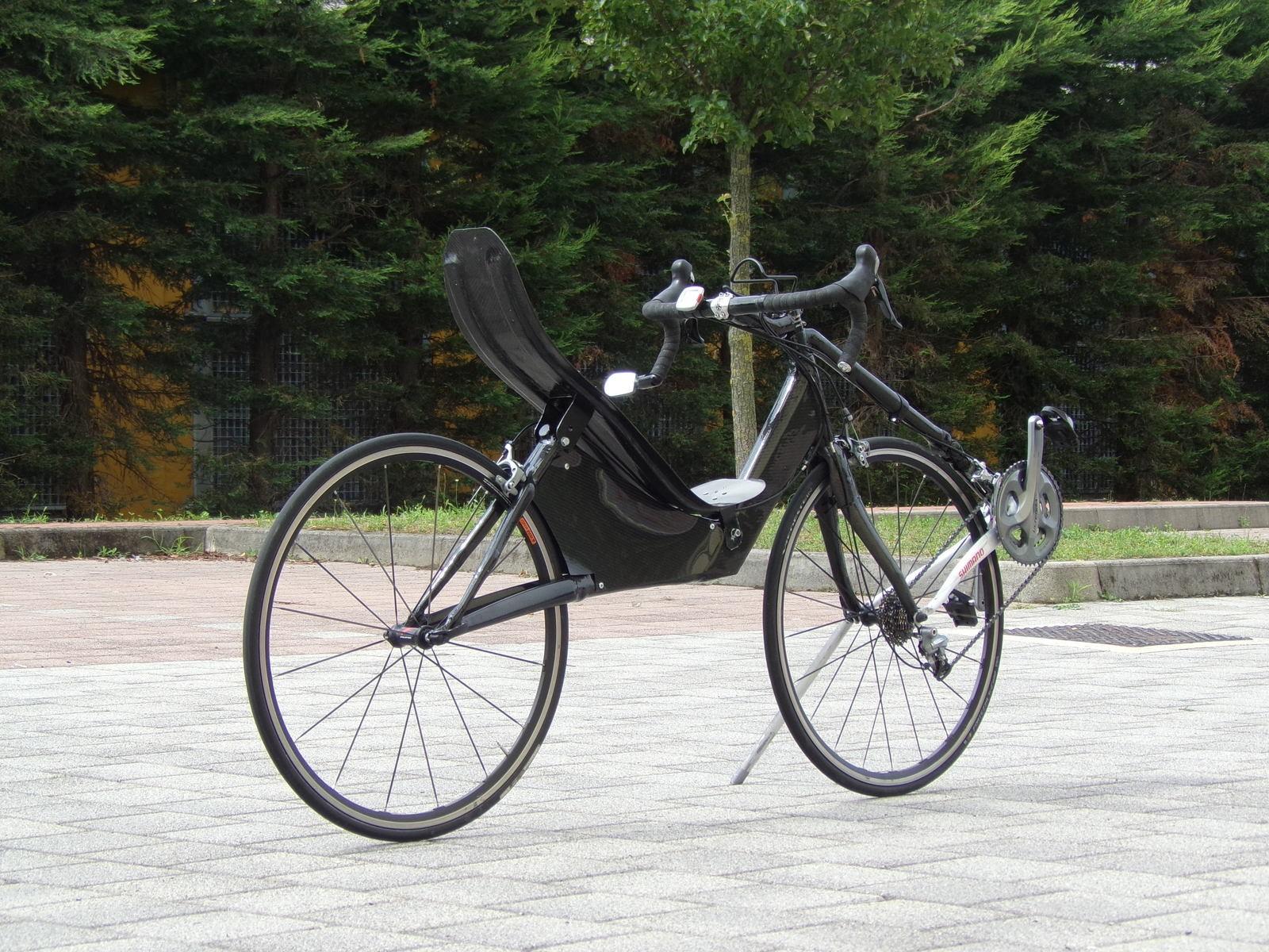 Biciclette Reclinate Per Tutti La Costruzione Della Prima Rev