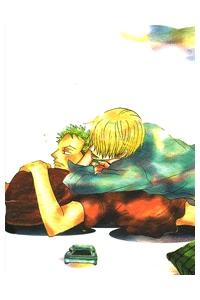 One Piece Doujinshi - Yuigon Wa Iru Ka