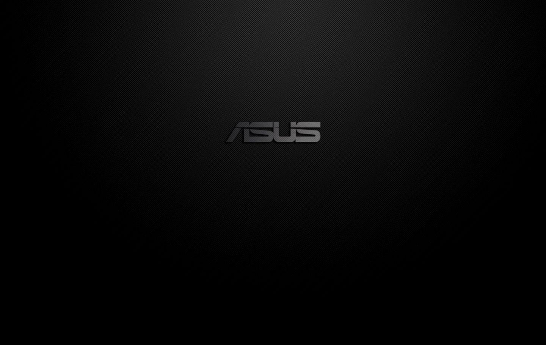 Asus Black Wallpaper: Asus Dark Logo Hd Wallpaper