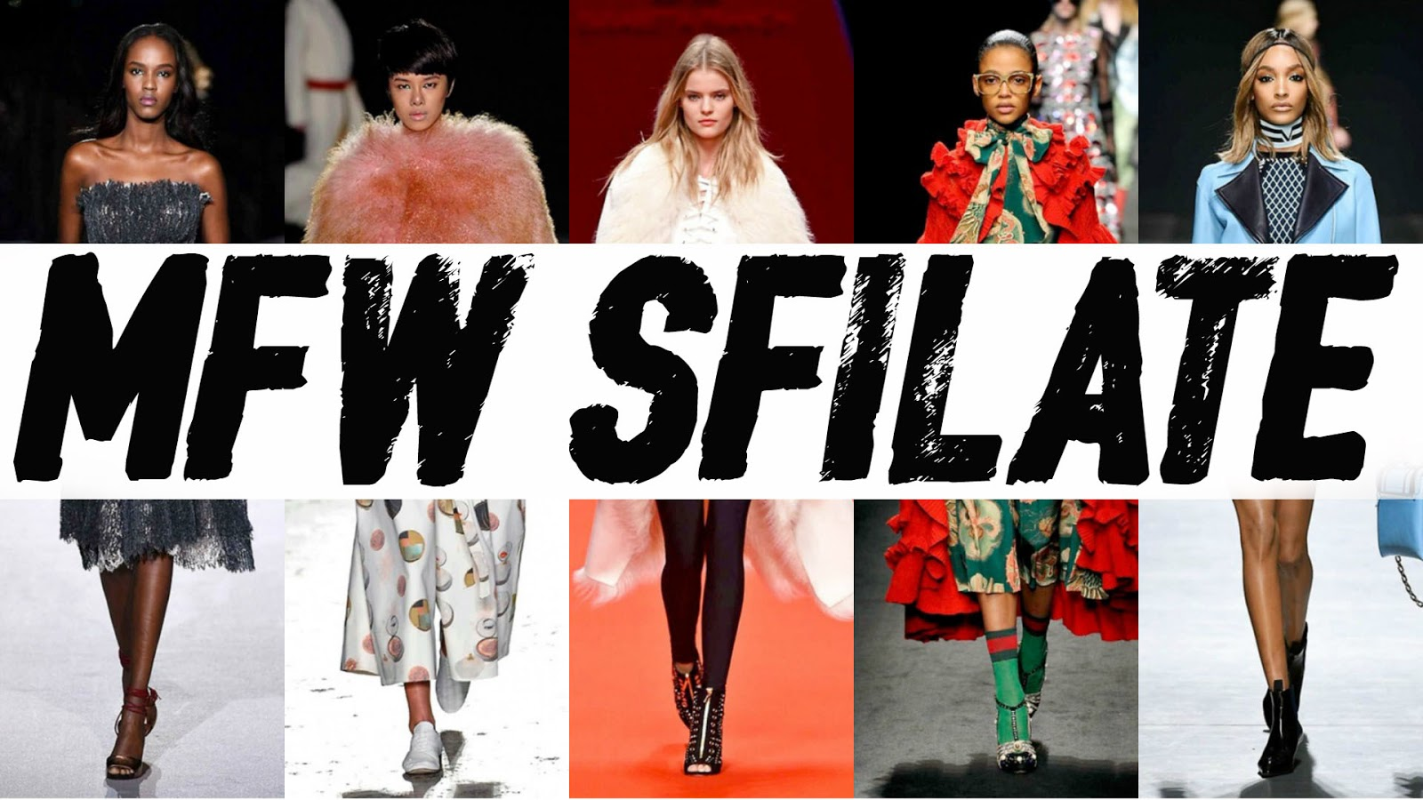 Eniwhere Fashion - sfilate - Milano Fashion Week