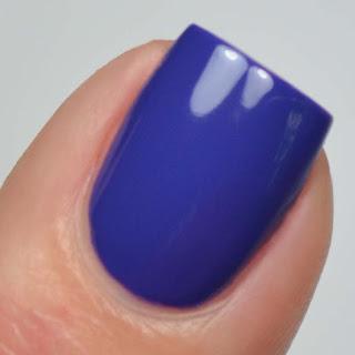 indigo creme nail polish