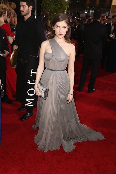 Anna Kendrick Golden Globes 2017