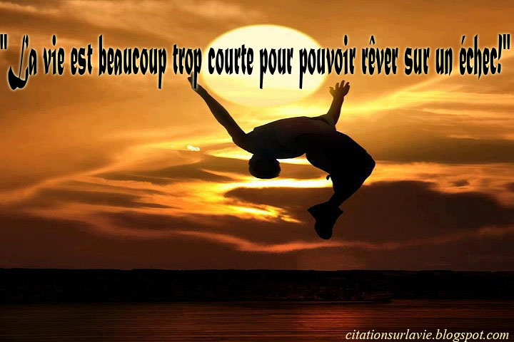 Citations sur la belle vie ~ Citation sur la vie