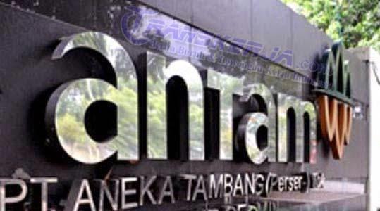 Lowongan Kerja PT Aneka Tambang Persero Tbk (PT.Antam)