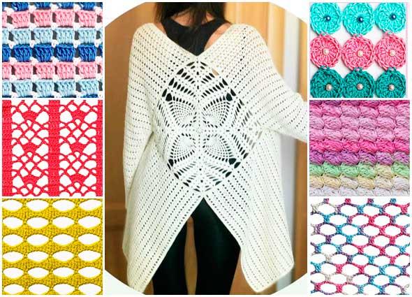 puntos, cárdigan, crochet, kristina bogdanova, patrones para crochet, blogspot