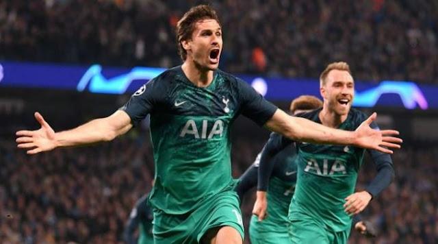 VIDEO: MANCHESTER CITY 4 – 3 TOTTENHAM HOTSPUR [UEFA CHAMPIONS LEAGUE] HIGHLIGHTS 2018/19