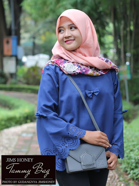 Sesi Foto Jims Honey Tammy Bag