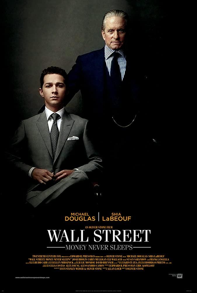 Wall Street: O Dinheiro Nunca Dorme Torrent Thumb